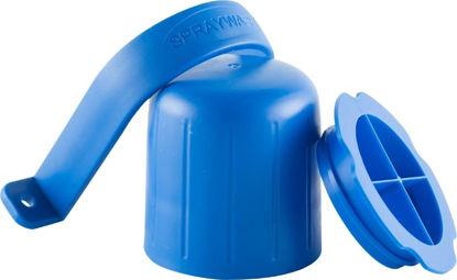 Billede af SprayWash beholder blå