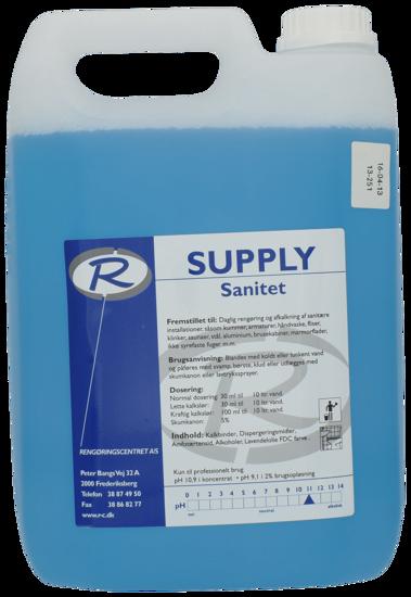 Billede af Supply sanitet 5 L.