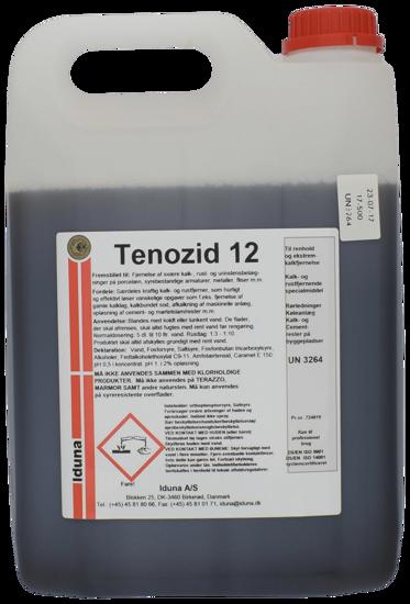 Billede af Tenozid 12 5L.