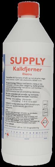Billede af Supply Kalkfjerner extra 1 ltr