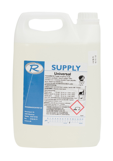 Billede af Supply universal 5 L. Svane