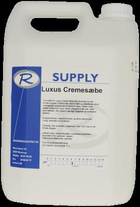 Billede af Supply luxus cremesæbe 5l