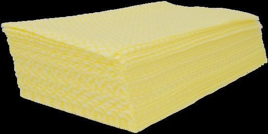 Billede af RC olieret mopdug 30x60cm. 1pk, 100 stk.