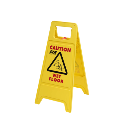 Billede af Sikkerhedsskilte gul 1 stk.