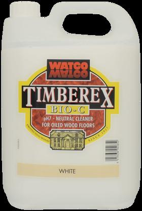 Billede af Timberex Bio-C 5 l. hvid