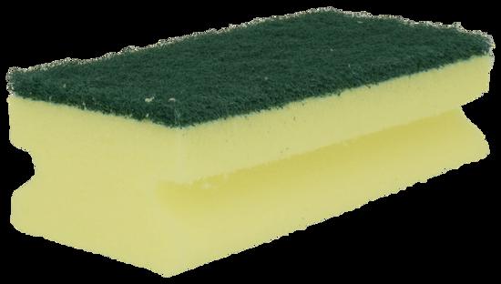Billede af RC svamp med nylon grøn