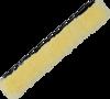 Billede af SPC stripovertræk gul  35 cm.