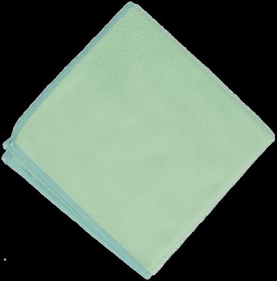 Billede af RC S. microfiberklud 40x40 grøn